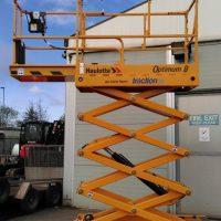 8 metre scissor lifts