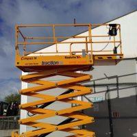 14 metre haulotte scissor lifts