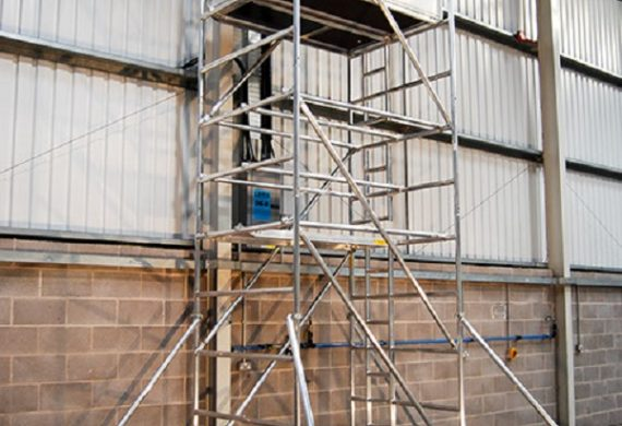 ALTO Heavy Duty Aluminium Access Tower