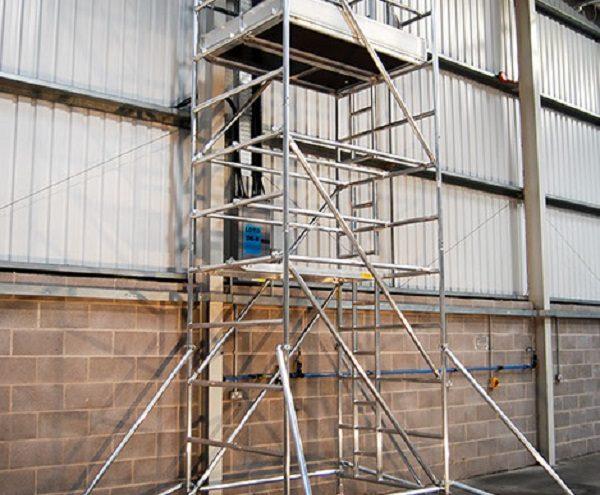 ALTO Heavy Duty Aluminium Access Tower